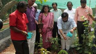 Official inauguration by the Tourism Minister Kadakampally Surendran